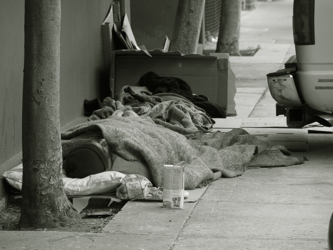 Ending The Invisibility Of Homelessness